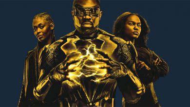 Black Lightning – Lynn Needs A Life