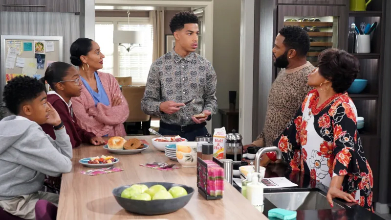 How 'Black-Ish' Confronts The Issue Of Colorism In 'Black ...